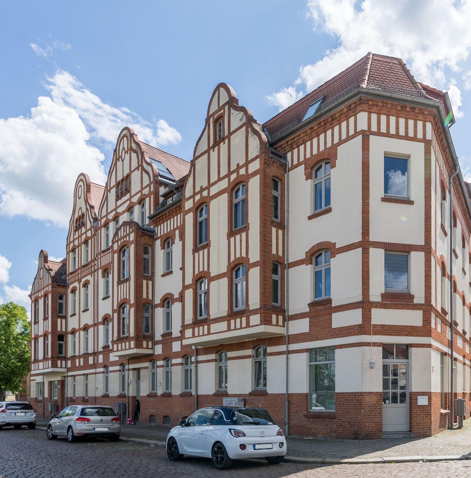 Wohnhaus in Magdeburg