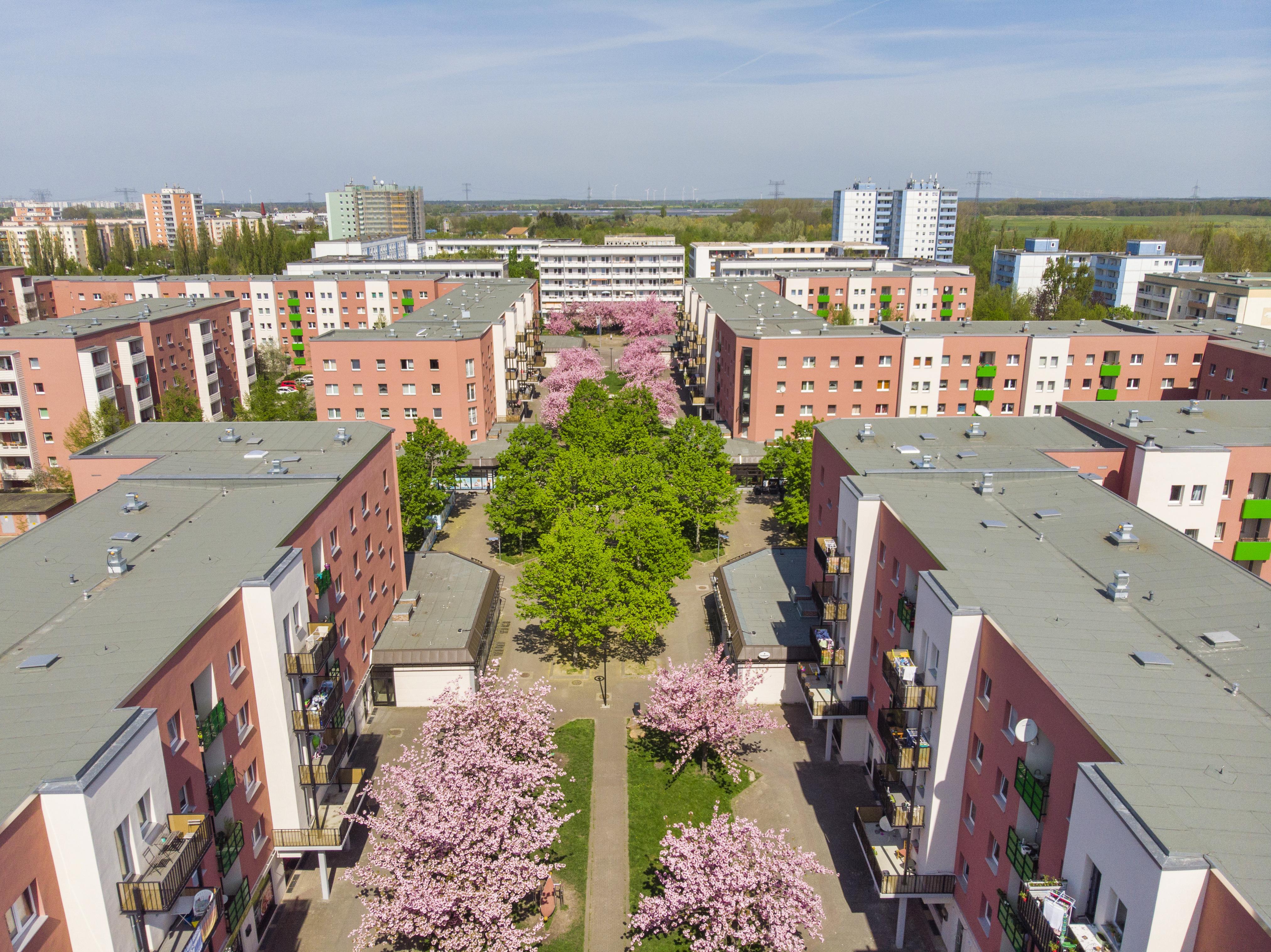 Neuer Glanz In Hellersdorf