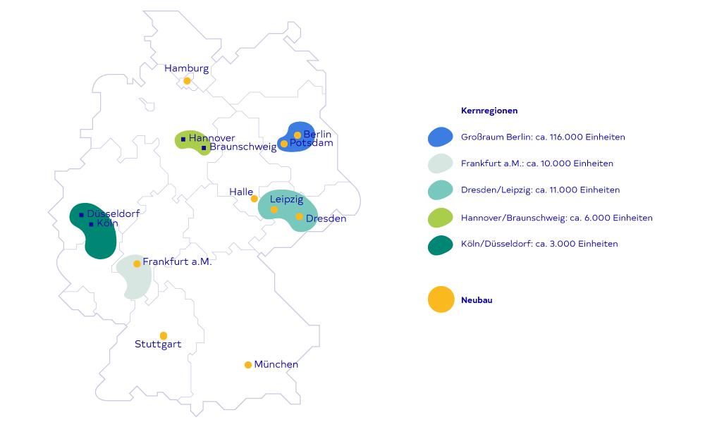 Bestandskarte Deutsche Wohnen