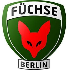 Wappen des Handballvereins Füchse Berlin
